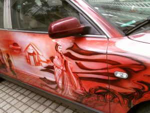 car painting 740213